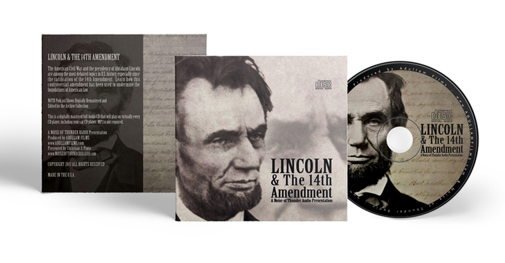 Lincoln Audio CD